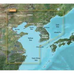 Garmin BlueChart  g2 - HAE002R - Yellow Sea - microSD™/SD™