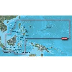 Garmin BlueChart  g2 - HAE005R - Phillippines - Java - Mariana Islands - microSD™/SD™