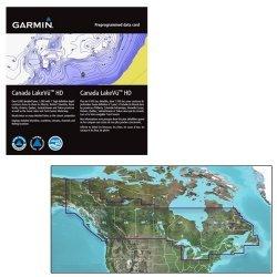 Garmin Canada Lakev  Hd - Microsd/Sd For Gpsmap , Montana  & Oregon  Handhelds