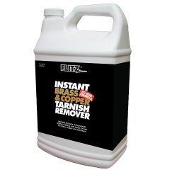 Flitz Instant Brass & Copper Tarnish Remover 1 Gallon Bc 01810