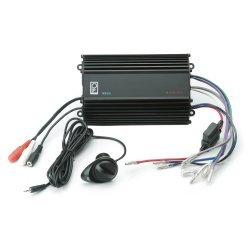 Poly-Planar Me-60 4 Channel  Audio Amplifier With Volume Me-60