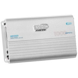Boss Audio Mr1000 Power Amplif Ier 4-Ch Mosfet Bridgeable Mr1000