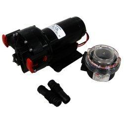 Johnson Pump Baitwell Pump 4.0 Gpm 12V 10-13252-103-Bw
