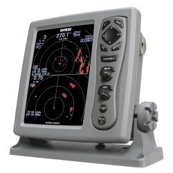 "SI-TEX T-941 4kW 25"" Radome Radar w/33' Interconnect Cable"