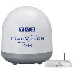 KVH TracVision TV5 - Circular LNB f/North America