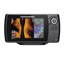 Humminbird 410950-1 HELIX 7 CHIRP MEGA SI Fishfinder GPS Combo G3 TM Transducer