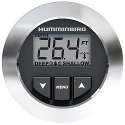 Humminbird In Dash Depth Finder HDR 650 With TM Transducer 407860-1