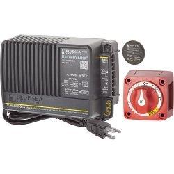 Blue Sea 7655 Mini Add-A-On Board Marine Battery Plus Kit - 10A