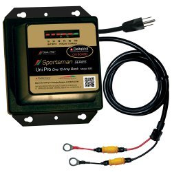 Dual Pro Sportsman Series On Board Marine Battery Charger - 10A - 1-Bank - 12V