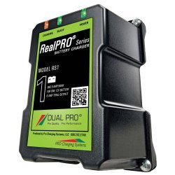 Dual Pro RealPRO Series On Board Marine Battery Charger - 6A - 1-Bank - 12V