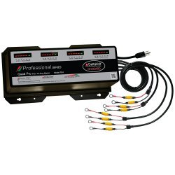 Dual Pro Professional Series On Board Marine Battery Charger - 60A - 4-15A-Banks - 12V-48V