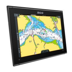 B&G Vulcan 12R Combo - No Transducer - Includes C-MAP Discover Chart