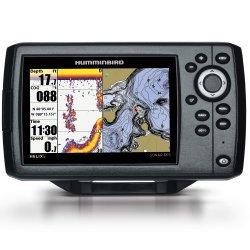 Humminbird HELIX 5 DI G2 Chirp GPS Combo w/Navionics Nav+ Chart