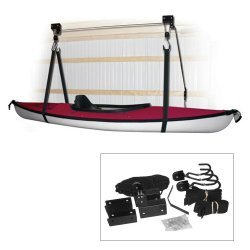 Attwood Marine Kayak Hoist System Black 11953-4