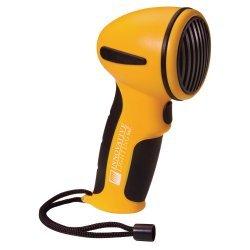 Innovative Lighting Hand Held Electronic Horn Yellow 545-2010