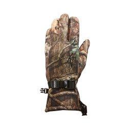 Seirus Xtreme AWG Gauntlet Camo Mens Realtree Xtra XL Glove