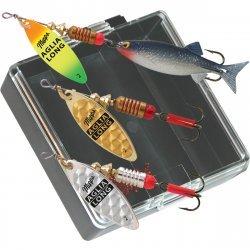 Mepps Bass Pocket Pac - #2 Aglia Long