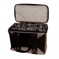 GPS Jig Tote with 18 Large Square Tubes Mesh Top NN-1310JTB