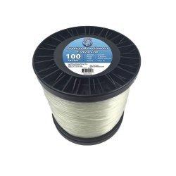 Joy Fish 5 Lb Spool Monofilament Fishing Line-100Lb Clear