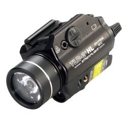 Streamlight TLR-2  HL w/Laser,Rail Locating Keys.Bxed