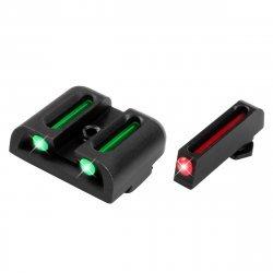 Truglo Fiber Optic Set - Glock Low