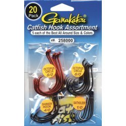 Gamakatsu Catfish Assortment 258000