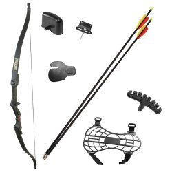 Crosman Sentinel Youth Long Bow Set Aby215