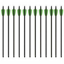 Cold Steel Cheap Shot 130 Bolts (12 Pack) Cs13P