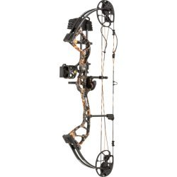 Bear Archery Royale Compound Bow with 5-50 lbs-Shadow