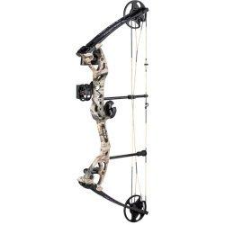 Bear Archery Limitless Dual Cam Compnd Bow-Gods Country Camo
