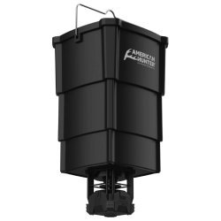 American Hunter Deer Game Econ Feeder w 5 Gal Collapsible Hopper