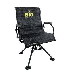 Hawk Treestand Big Denali Luxury Blind Chair