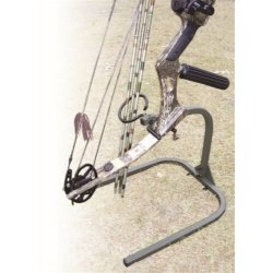 HME Archers Practice Stand Ground Bow Holder