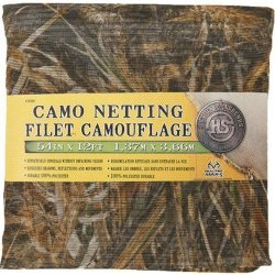 Hunters Specialties Netting Fabric Camo 54 In x 12 Ft Max 5