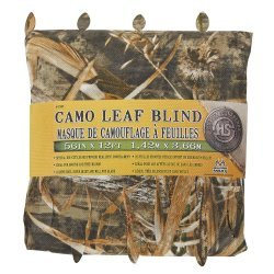 Hunters Specialties Leaf Blind Fabric Camo 56 In x 12 Ft Max 5