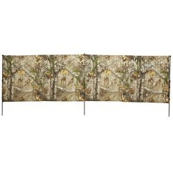 Hunters Specialties Ground Blind Fabric Camo 27 in x 8 ft Realtree Edge
