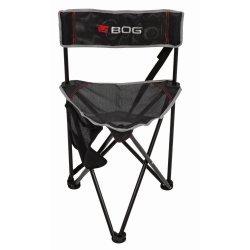 Bog Pod Triple Play Tripod Ground Blind Chair 1117130