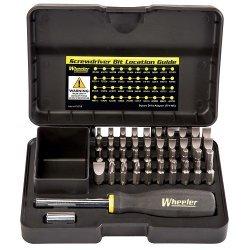 Wheeler Prof. Gunsmithing Screwdriver Set, 43 pc 954621