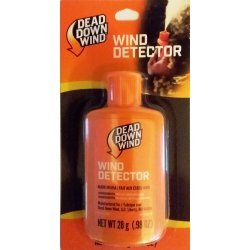 Dead Down Wind 2003BC Direction Detector Checker Micro Powder Hunting Stalking