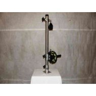 Great Lakes Planers Single Reel Planer Board Mast With Adjustable 4' Mast