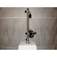 Great Lakes Planers Single Reel Planer Board Mast With Adjustable 5' Mast